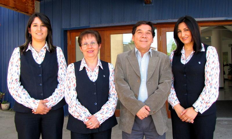 Cuerpo de Secretarias Colegio Concepción de Chillán