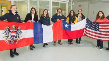 Alumnas de intercambio 2017-2018, Rotary