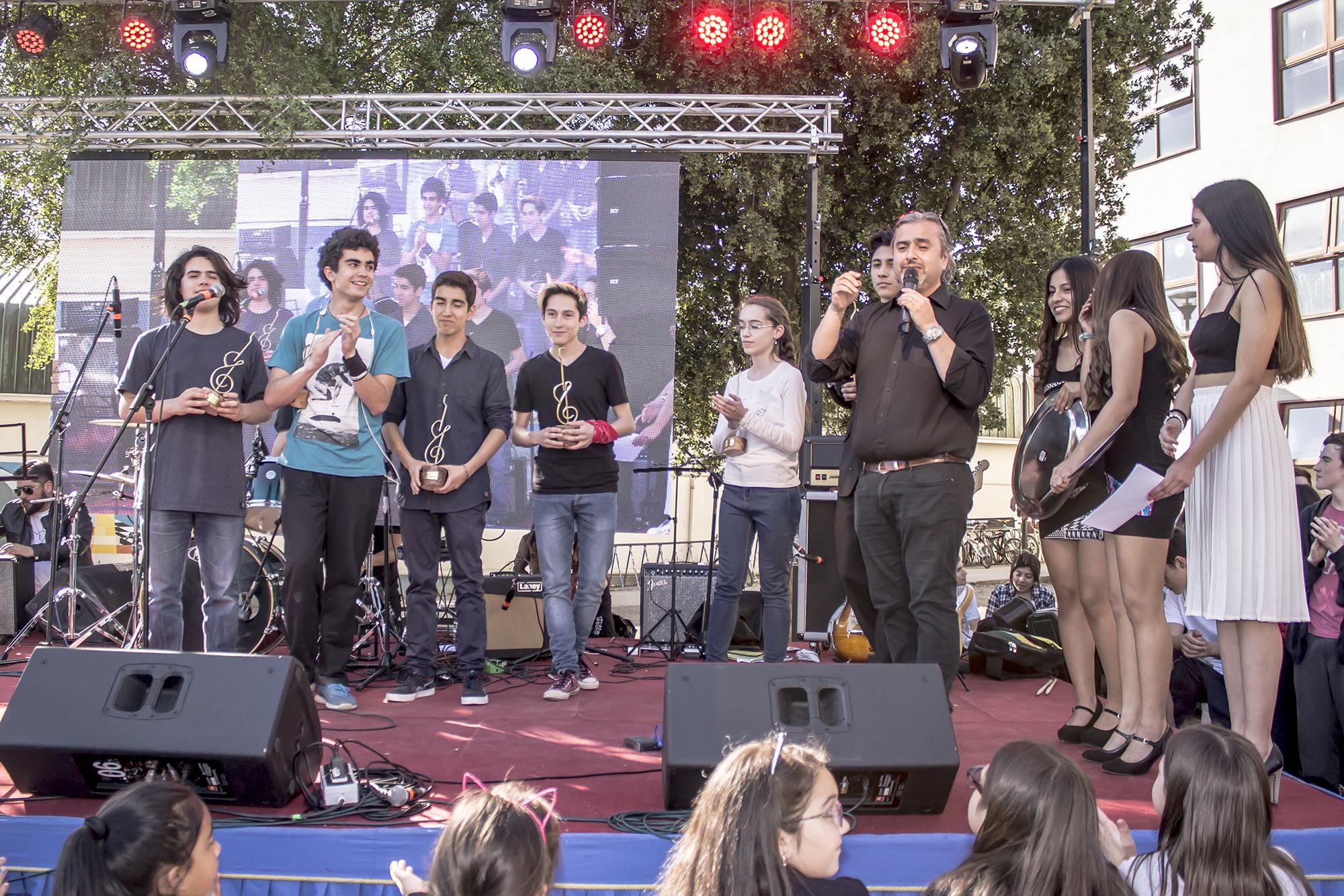 Grandes voces juveniles participaron en la versión 2017 del Festival de la Voz Cocochi