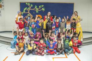 Nivel Inicial celebra el Día de la Educación Parvularia y del Educador de Párvulos