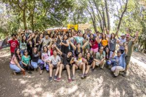 """Con total éxito se realizó el """"Campamento Pedagógico"""" en San Fabián de Alico"""