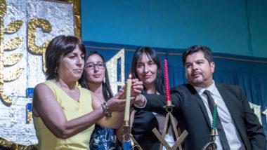 Con una solemne y emotiva ceremonia se realiza Licenciatura de octavos básicos 2017