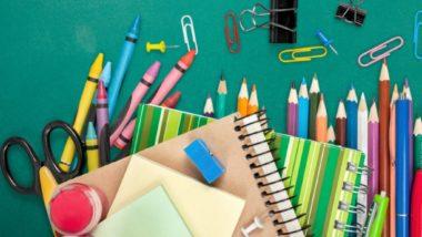 Listas de Útiles Escolares