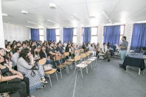 En jornada de trabajo inter-colegios, docentes confeccionaron pruebas SEP/PME