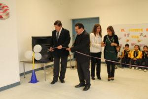 Inauguración Implementación Sala de Psicomotricidad