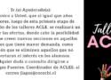 Informativo ACLE