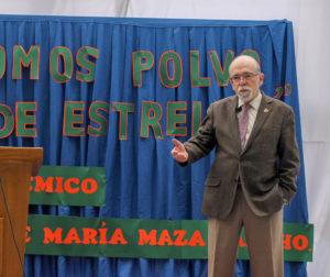 Conversatorio Profesor José María Maza Sancho, premio Nacional de Ciencias Exactas año 1999