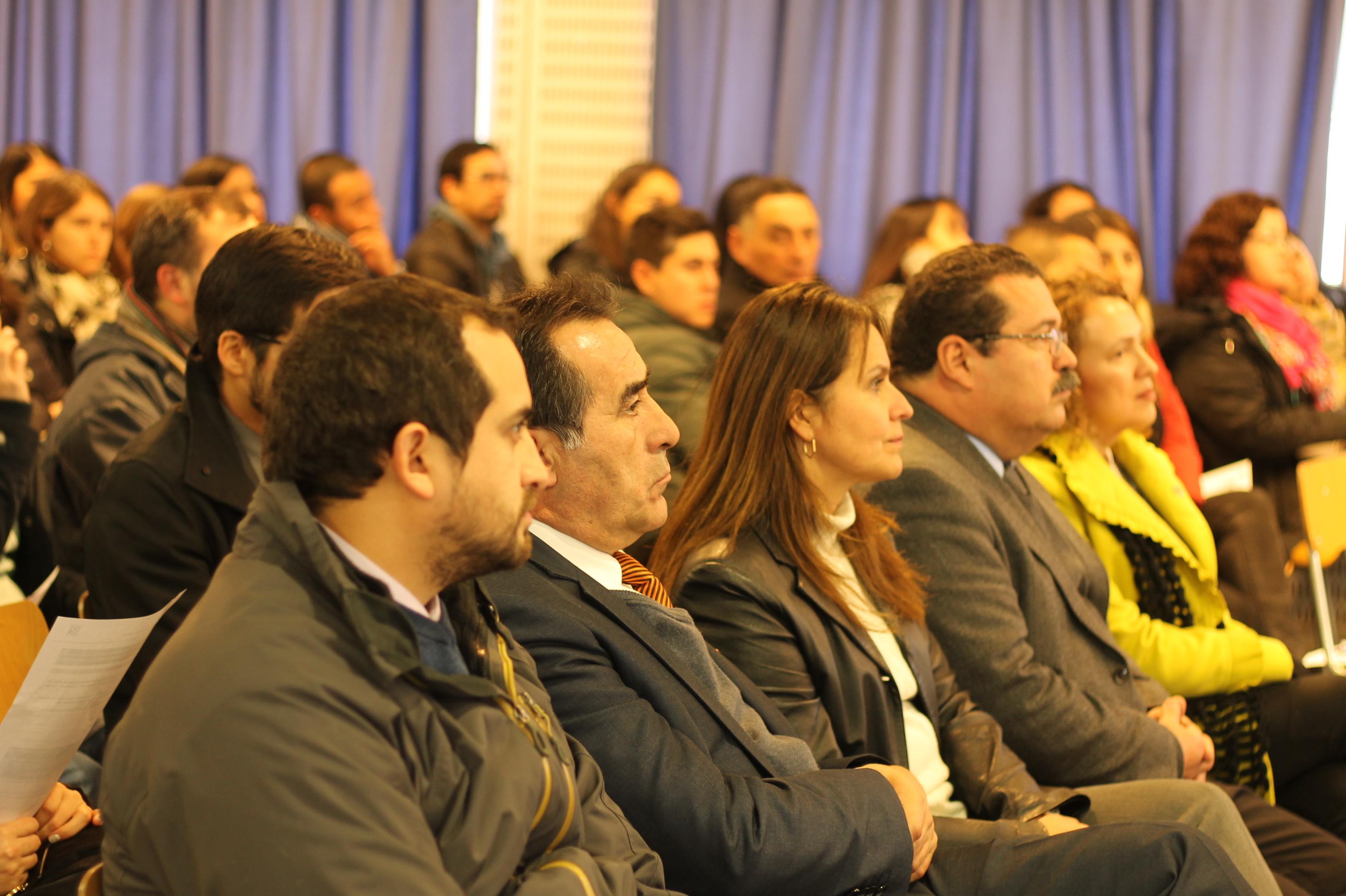 Encuentro de Profesores(as) de Colegios de la Corporación Educacional Colegio Concepción Ñuble