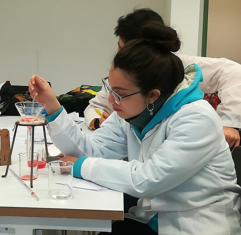 Actividades del Laboratorio de Ciencias