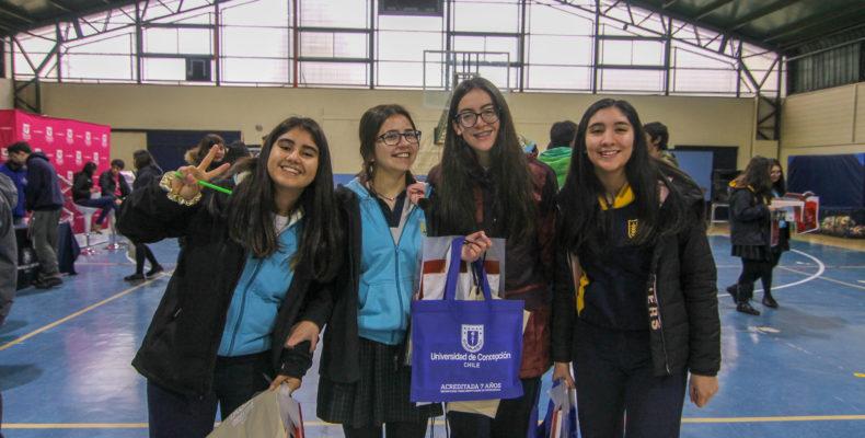 Feria Vocacional COCOCHI 2018