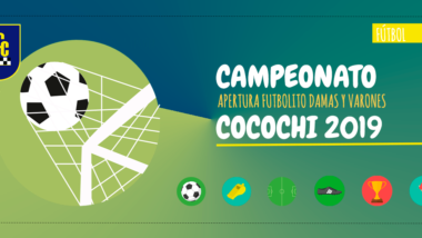 CAMPEONATO APERTURA FUTBOLITO DAMAS Y VARONES COCOCHI 2019