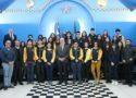 Estudiantes del Colegio Concepción Chillán visitan Gran Logia de Chile