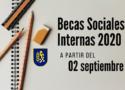BECAS SOCIALES 2020