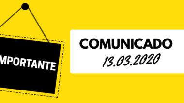 2DO COMUNICADO 13 DE MARZO 2020