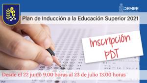 Plan de Inducción a la Educación Superior 2021